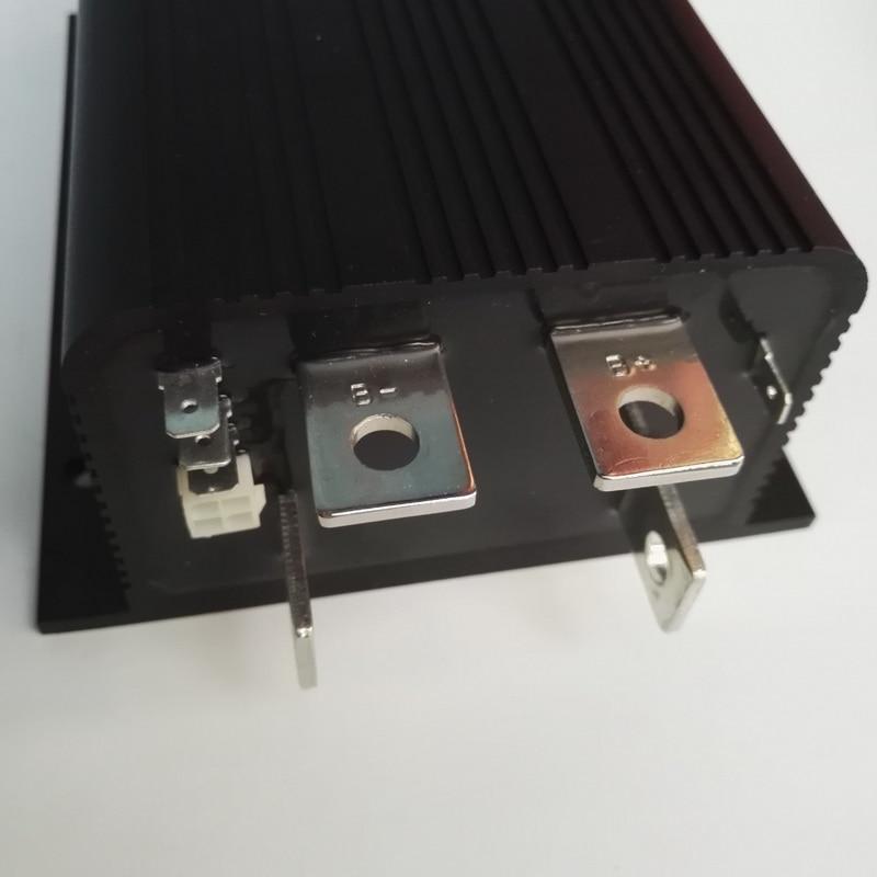 Serie DC Controladores de motor 1205 M 4501 24 V 36 V 500a Para Curtis 1205m-4501 tipo