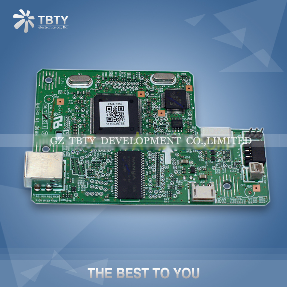 100% Test Main Board For Canon LBP 7018C 7018 LBP7018 LBP7018C Formatter Board Mainboard On Sale printer main board for canon mx397 mx398 mx 397 398 formatter board mainboard on sale