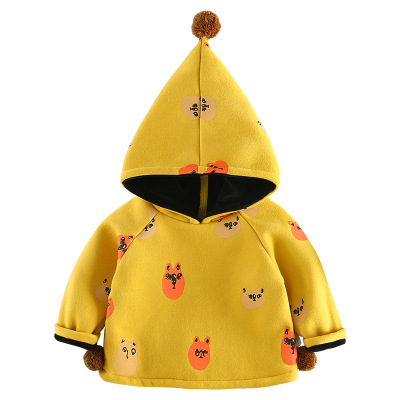 0-3 years 2017 New Wholesale Autumn Baby Boys Girls Coats (pick color size)