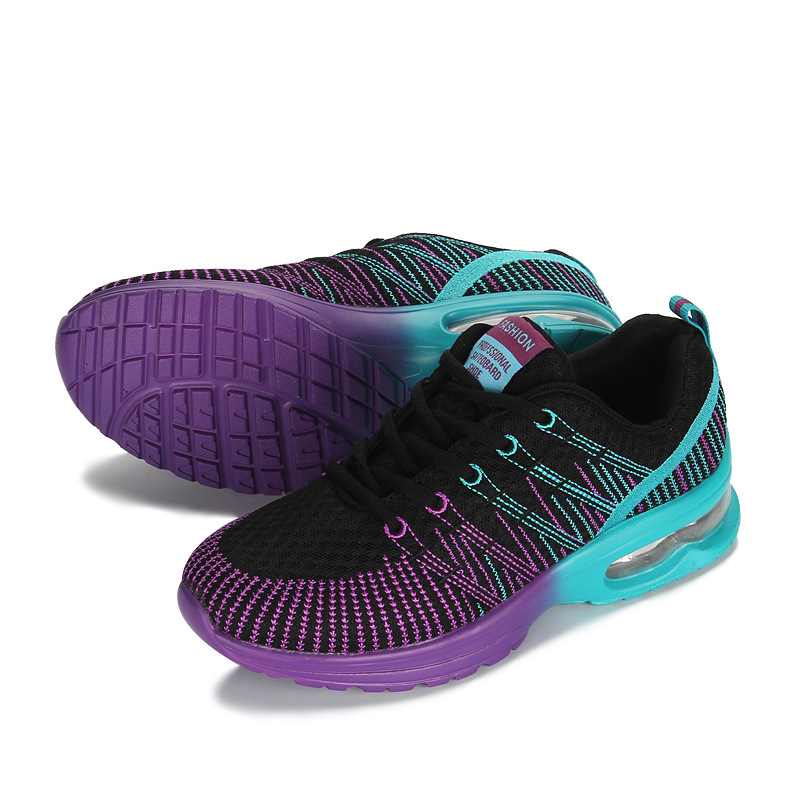 Sport Running Shoes Woman Outdoor Breathable Comfortable Couple Shoes Lightweight Athletic Mesh Sneakers Women High Quality 1