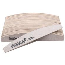 Пилочка деревянная для ногтей, 180/240, 50 шт.