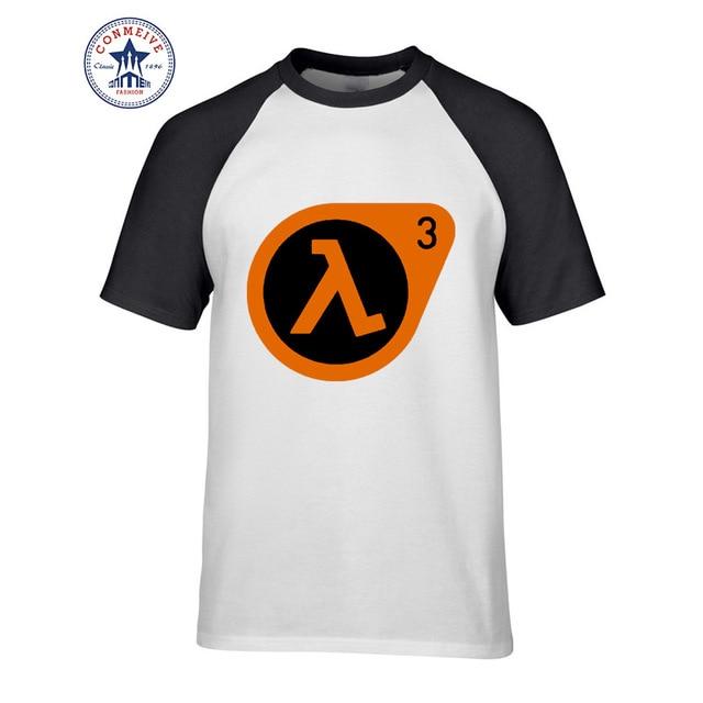 Half Life Funny Game funny T-Shirt short sleeve