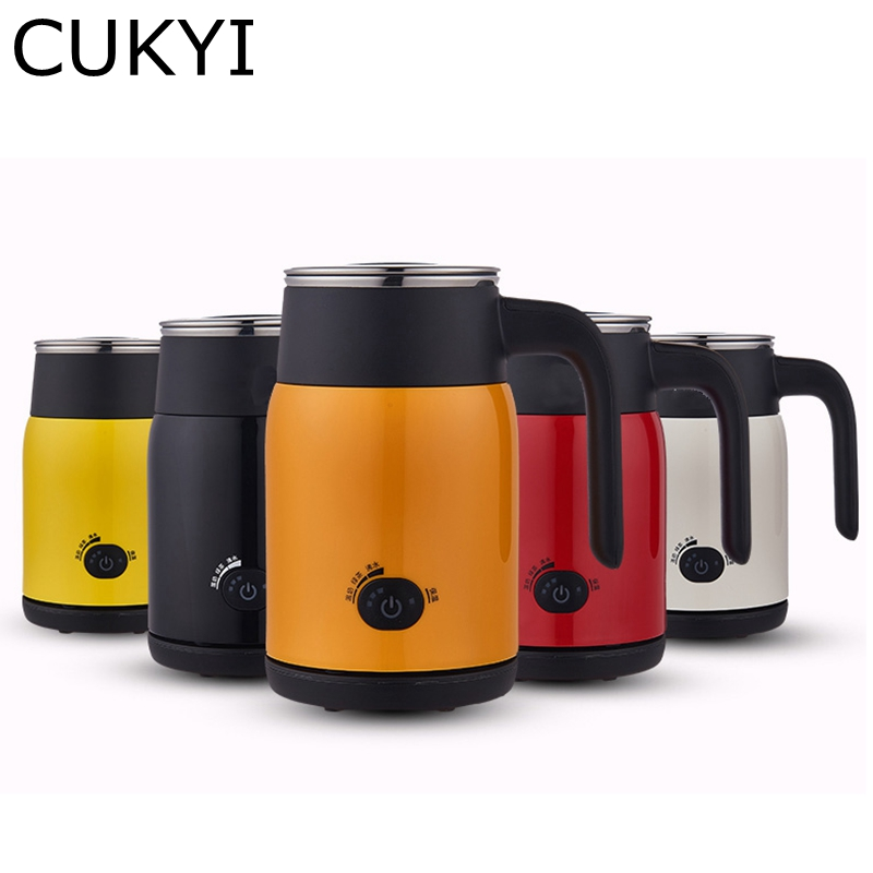CUKYI 600W 0 5L Mini Thermal Insulation Electric Kettle Boil water Heating Tea Warm milk Stainless