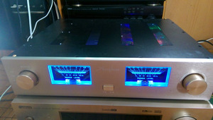Image 5 - AV Meter AMP case Enclosure / Box / Gold Panel / amplifier chassis /Merge Amplifier Chassis /Iron aluminum chassis