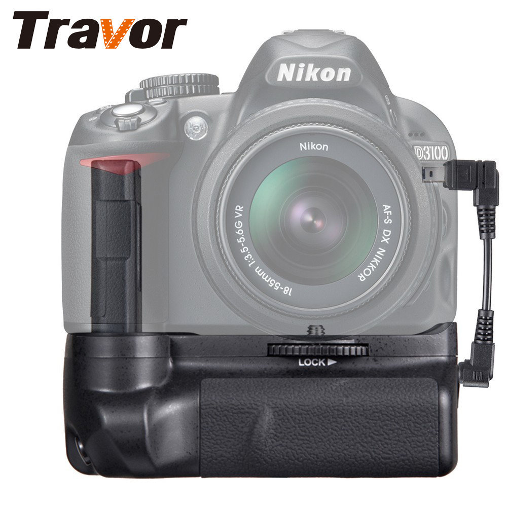 Professionelle Multi Power Batterie Griff für Nikon D3300 D3200 D3100 DSLR Kamera