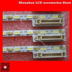 Image 2 - 12PCS V500H1 ME1 TLEM9 Nuovo Per Toshiba 50L2400U V500HJ1 ME1 Retroilluminazione A LED Bar 68LED 623 MILLIMETRI