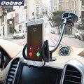 Cobao длинная шея универсальный телефон стенд высокой мощностью всасывания лобового стекла мобильного телефона держатель аксессуары для смартфонов iphone держать