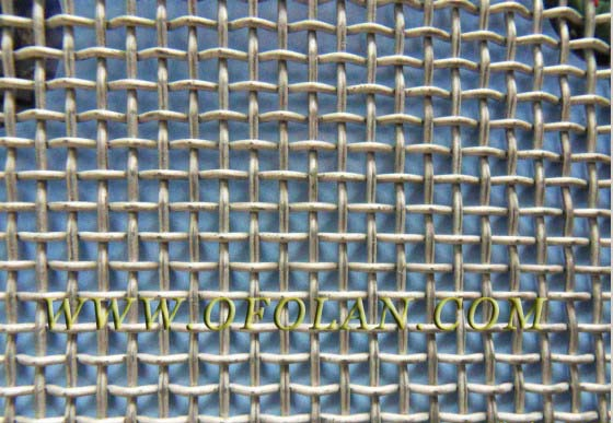 Titanium Wire Woven Mesh 6*6 mesh Spot Goods 10cm*100cm linear phase bernstein filter for equalized the distorted chrominance