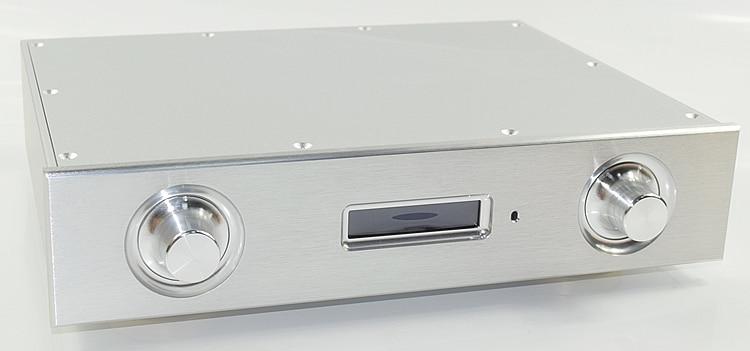 все цены на Dual core AK4497EQ balanced luxury decoder DAC fiber coaxial USB input supports DSD pg онлайн