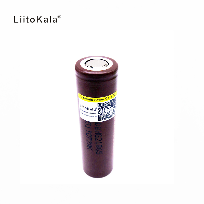 1pcs original Liitokala For LG HG2 18650 3000mAh battery 3 6v The discharge 30a Dedicated
