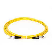 FC to FC Single-mode optical fiber patch cord SM FC/FC fiber jumper cabel Simplex 9/125 UPC Polish OFNR 3m 5m 10m 15m шнур оптический соединительный sc fc upc sm 9 125 simplex 2 м