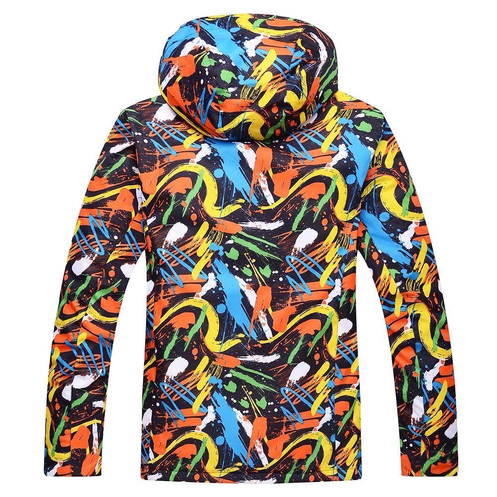 Hot Sale Mens Ski Jackets Waterproof 5000 Male Snow Coats Sport ...