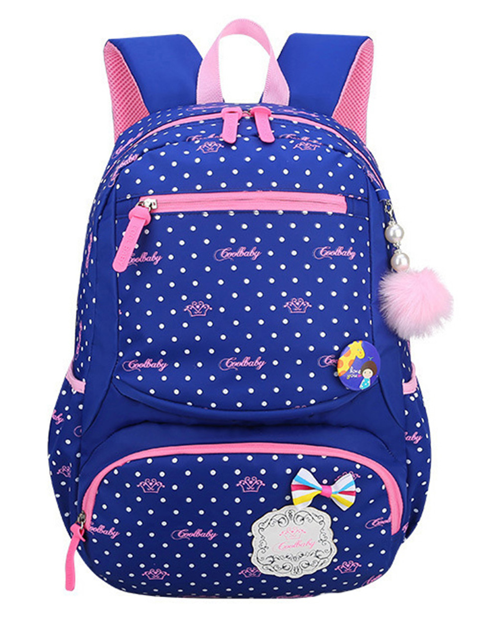 Kids in middle school or junior high have to make room in their backpacks for most of the same things elementary-aged children do, but because kids in this age group go through such rapid growth spurts, it's a good idea to make sure you focus on adjustable straps and plenty of pockets.