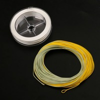 Free Shipping Weight Forward Fly Fishing Line And 100yards Backing FLY LINE COMBO