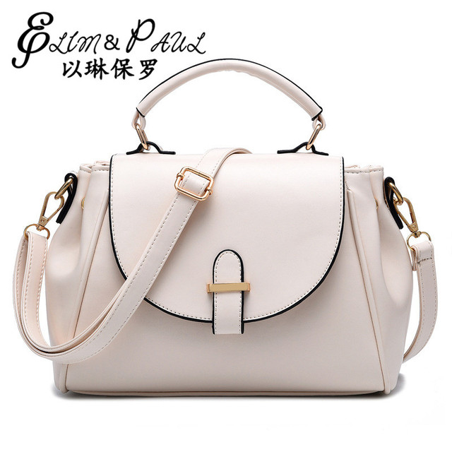 New Fashion 2017 Women Shoulder Bag Vintage Winter Woman Handbag Lovely leather Messenger Bag Crossbody Bag For Women girls