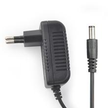 Frete grátis 1 pcs 24vdc adaptador de 24 volt 0.1 amp 2.4 watt transformador de comutação ac dc fonte de Alimentação adaptador 2.4 w 24 v 100ma 0.1a