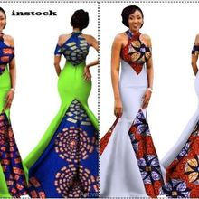 61f484fa99 Buy traditional african gown and get free shipping on AliExpress.com