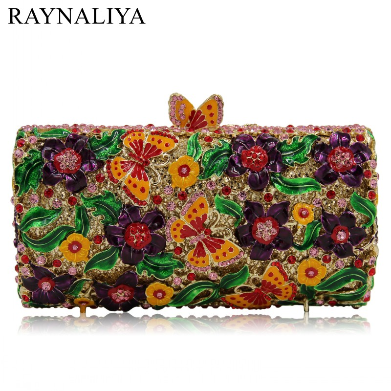 Women Luxury Rhinestone Clutch Evening Handbag Ladies Crystal Wedding Purses Dinner Party Bag Mini Flower Purse SMYZH-F0336 women luxury rhinestone clutch evening handbag ladies crystal wedding purses dinner party bag bird flower purse zh a0296