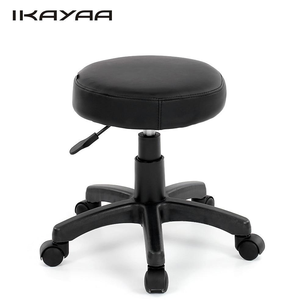 popular adjustable height swivel bar stoolsbuy cheap adjustable  - ikayaa uk us de fr stock pu leather swivel bar stool chair with intertektesting height