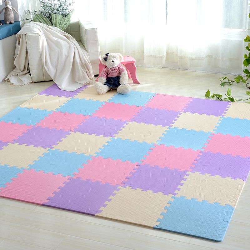 1PC Child Carpet EVA Foam Mat Kids Mat Puzzles Soft Floor Play Mat Toys for Children 1PC Child Carpet EVA Foam Mat Kids Mat Puzzles Soft Floor Play Mat Toys for Children Jigsaw Mats Baby gym tapete infantil