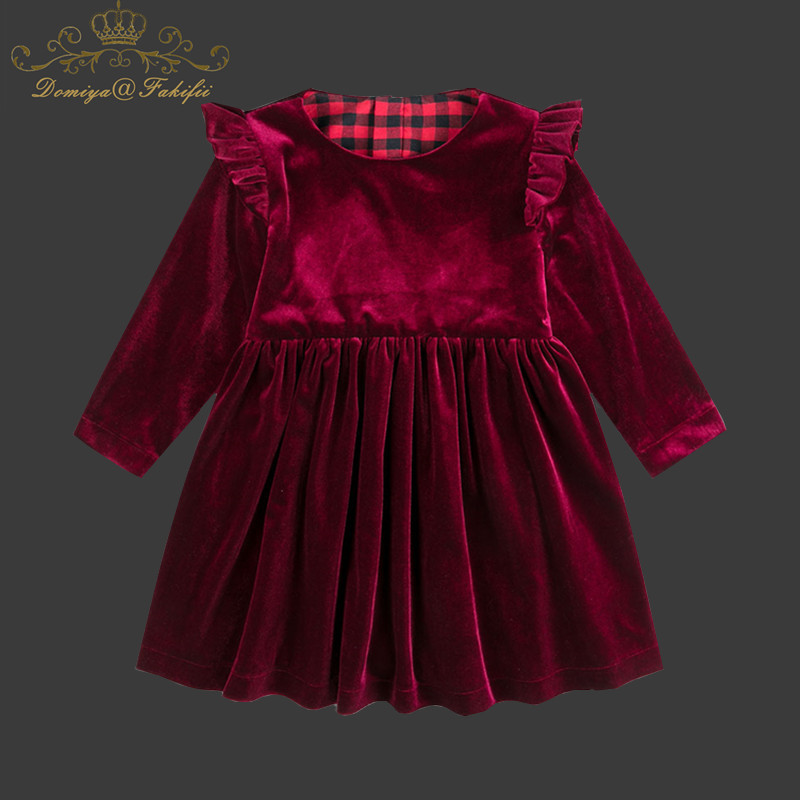 Toddler Dresses Princess Costume 2018 Brand Girls Summer Dresses Rapunzel Children Pleated Dress Kids Clothing Vestido Princesa iyeal kids dresses for girls clothes purple flower princess dress 2017 girls summer dress children clothing vestido princesa