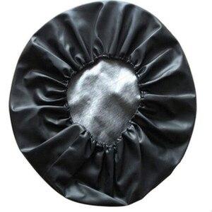 """Image 2 - 1 Uds negro puro 13 ,14"""", 15 """",16"""",17 """"18 pulgadas PVC PU neumático de repuesto cubierta de válvula de rueda para coches ruedas Accesorios"""