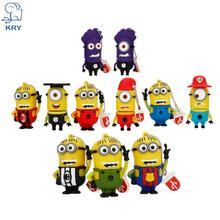 XIWANG real capacity high speed USB 2.0 pen drive cartoon style small USB flash drive 8G 16G 32G 64G Pendrives u disk flash memo