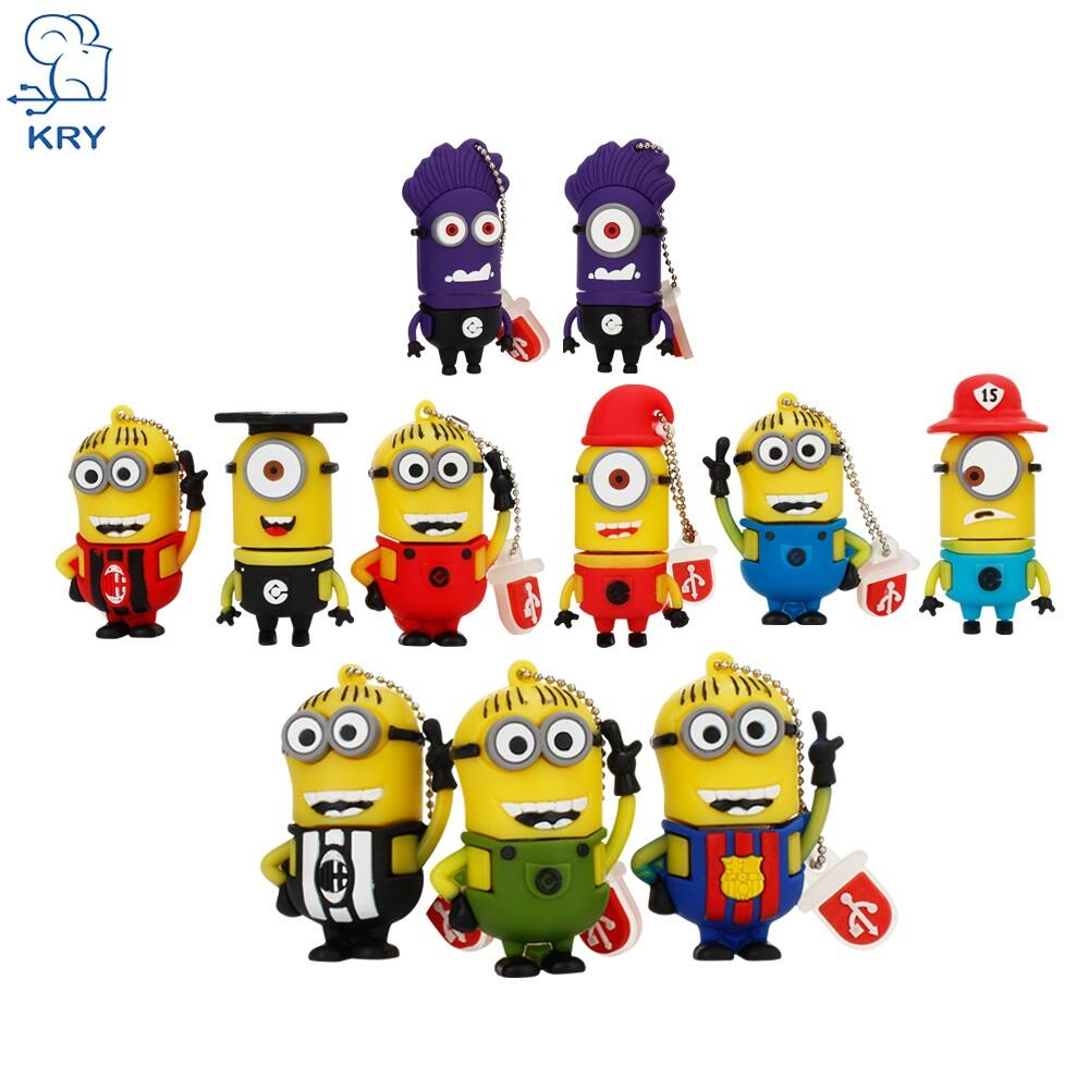 XIWANG real capacity high speed USB 2.0 pen drive cartoon style small USB flash drive 8G 16G 32G 64G Pendrives u disk flash memo цены