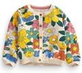 Baby girl одежда рождество свитер тянуть fille девушки свитер roupas infantis menino peppa крошечные хлопка Свитер кардиган 1