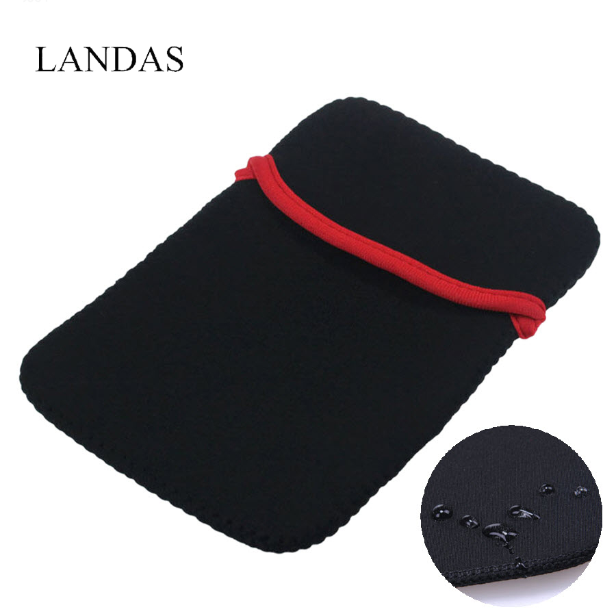 Landas 13″ Protective Sleeve Case Bag Pouch For iPad 12.9 Inch Universal 14″ 15″ 17″ Laptop Bag for Notebook PC  Tablets