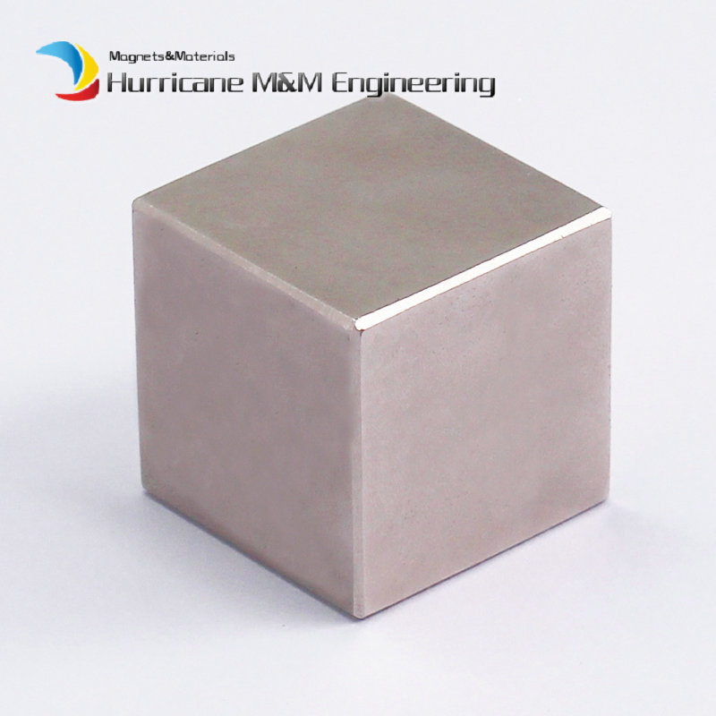 2-60 NdFeB Block 25x25x25 (+/-0.1)mm Iron Filter Magnet Bar Strong Neodymium Permanent Magnets Rare Earth Lifting Magnets N42 4 48pcs n42 block 100x10x3 mm rectangle strong ndfeb thin long bar neodymium permanent magnets rare earth magnets nicuni