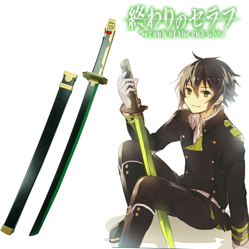 Free Shipping Seraph Of The End Yuichiro Hyakuya Demon Weapon