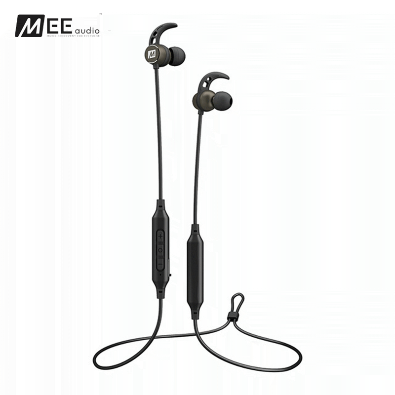 Newest MEE X5 Bluetooth V4.2 Sports Headphones Best Wireless fone de ouvido Stereo Bass In-Ear Headset Magnet Earphones With Mic