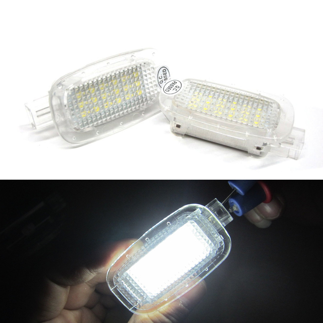 5pairs/lot LED Courtesy Door Lights Glove Box L& Footwell L& for Mercedes Benz W204  sc 1 st  AliExpress.com & 5pairs/lot LED Courtesy Door Lights Glove Box Lamp Footwell Lamp for ...