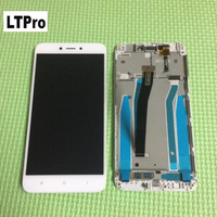 100 Tested NEW LCD Display Touch Screen Digitizer Assembly With Frame For Xiaomi Redmi 4X Mobile