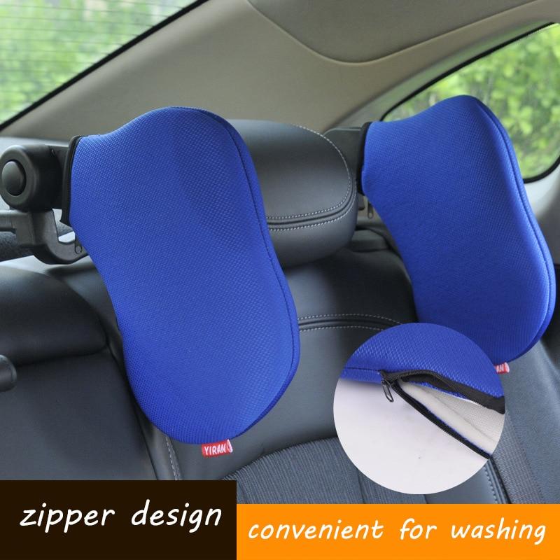 rylybons Car Interior Supplies Seat Headrest Pillow Sleeping Pad Neck Pillow Car Travel Headrest Children's Headrest car styling fuel pump for mikuni 491922 691034 692313 808492 808656 briggs