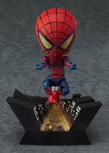 "Spider-Man #260 Spiderman Nendoroid Figura Coleção Modelo Toy 4 ""10 cm(China)"