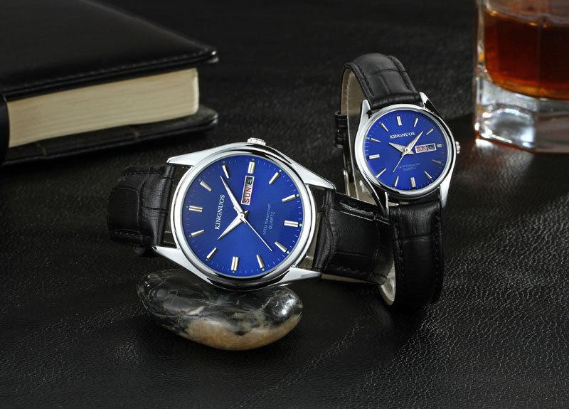 HTB1.WD6p7SWBuNjSszdq6zeSpXa2 Kingnuos Brand New Design Business Man Watch Steel Waterproof Luminous Hour Date Week Clock Male Hodinky Quartz Men's Watch
