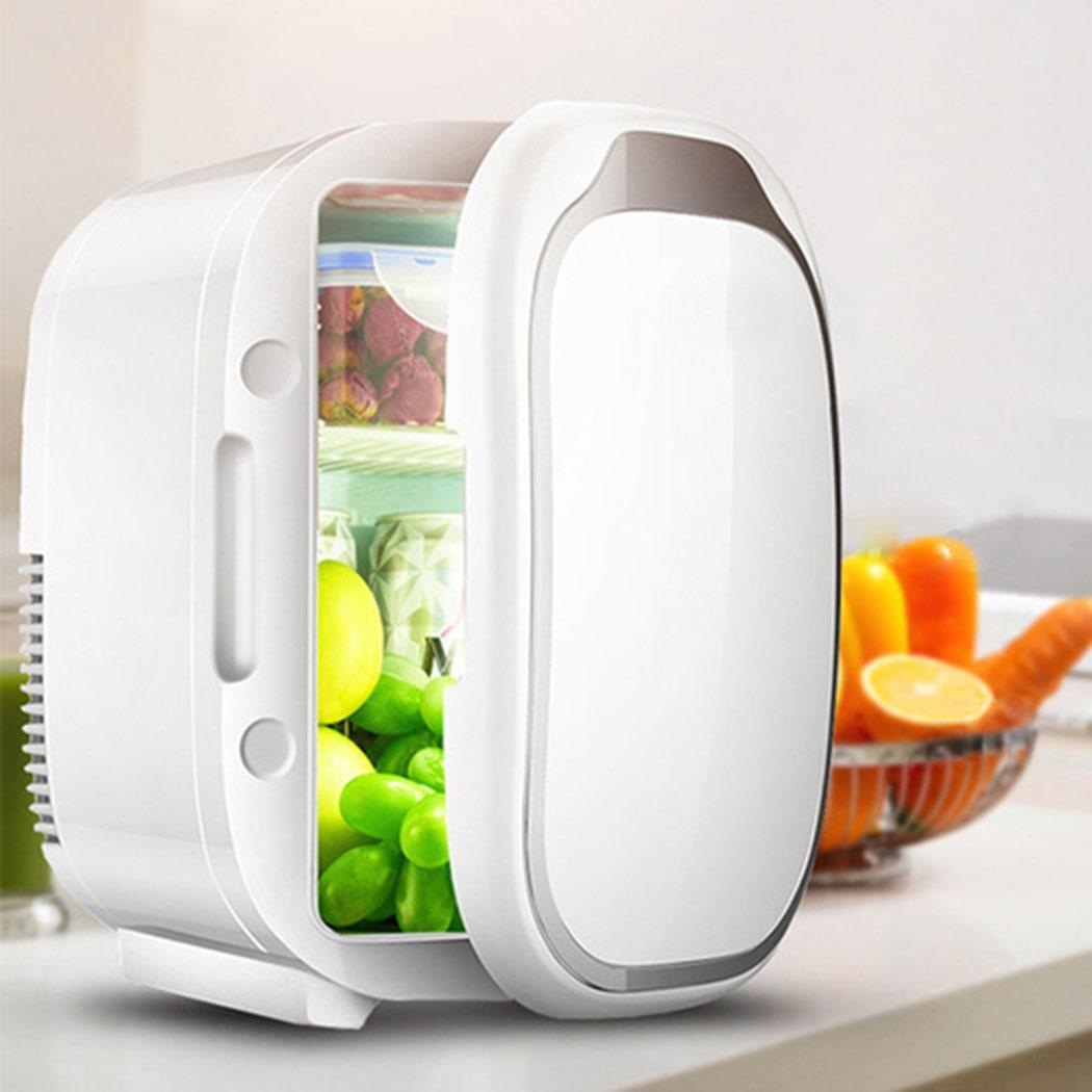 Refrigerator Cooling Mini Freezer-Portable Home 6L 22-48w 30db Heating Multifunctional