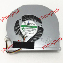 Free shipping For SUNON MF60120V1-C531-G99 DC5V 0.28A 3-wire 3-pin Server Laptop Fan