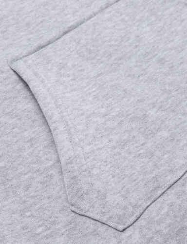 高品質 2019 新しいホット販売ファッション女性のカジュアルスタイルフード付きパーカーロングスリーブセーターポケットボディコンチュニックドレストップ