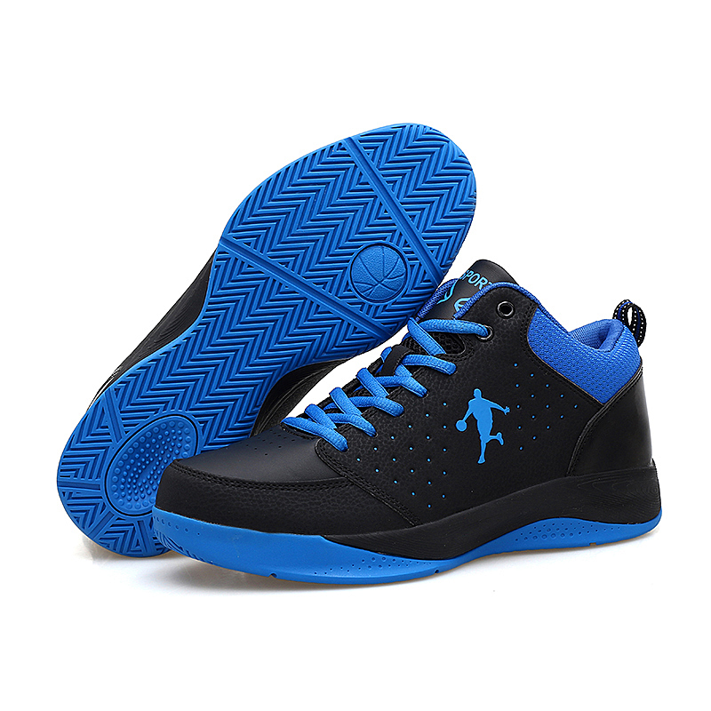 2019 New Spring Boys Men Basketball Shoes Kids Sneaker Outdoor Big Kids Non-slip Sports Shoes Footwear Jordan Shoes Basket Sport
