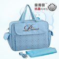 Fashion 600D Baby Diaper Bags Candy Color Messenger Bag  For Mommy Nursing Bag