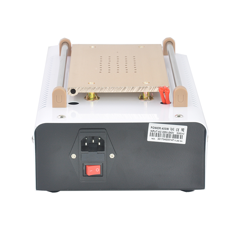 2018 New Arrive Mobile Phone Built-in Pump Vacuum Metal Body Glass Lcd Screen Separator Machine With Led Display For Max 8 Inch 8 inch lcd separator ly 947 v 3 pro inner vacuum pump built in uv solid light for all phone