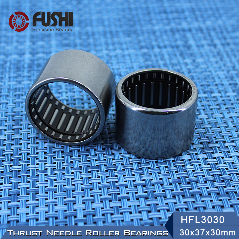 HFL3030 Bearing 30*37*30 mm ( 1 PC ) Drawn Cup Needle Roller Clutch FCB-30 Needle Bearing na4910 heavy duty needle roller bearing entity needle bearing with inner ring 4524910 size 50 72 22
