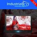 21.5 de polegada de metal Incorporado Industrial Monitores Quadro Full HD 1920*1080 resolução Do Monitor LCD