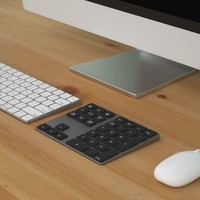 34 34 Keys Bluetooth Wireless Numeric Keypad Mini Numpad with More Function Keys Digital Keyboard For PC Macbook Number Pad Mini (3)