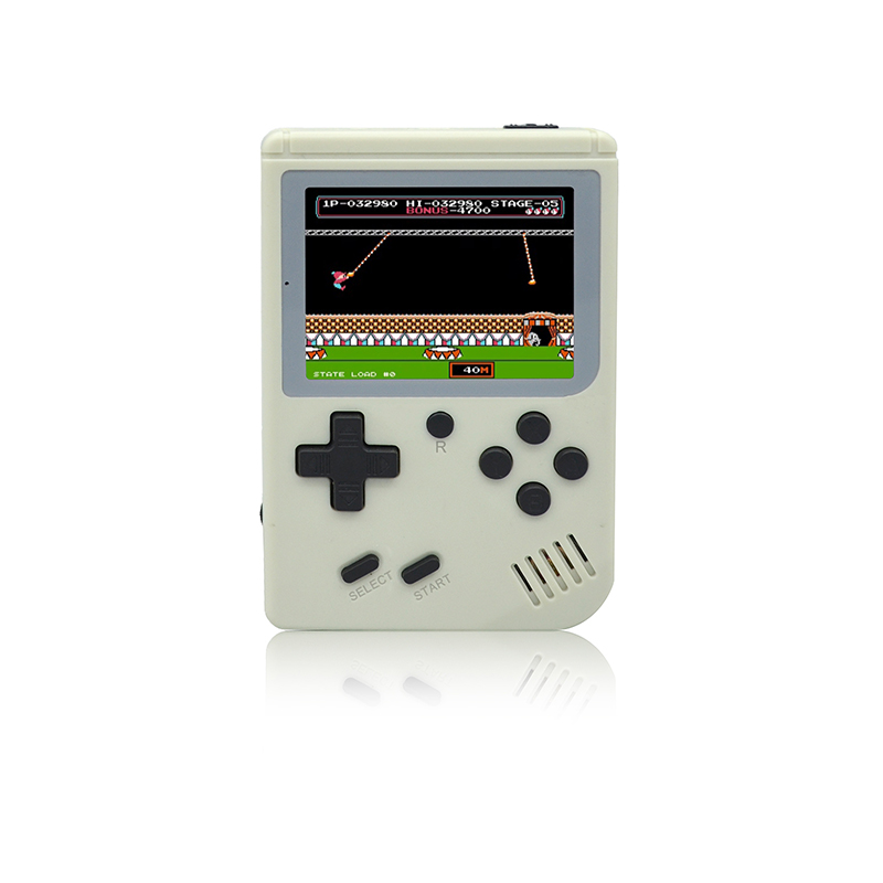 Retro mini handheld game console built in 168 retro 8 bit games AV out Portable Handheld Game player best gift for kids child