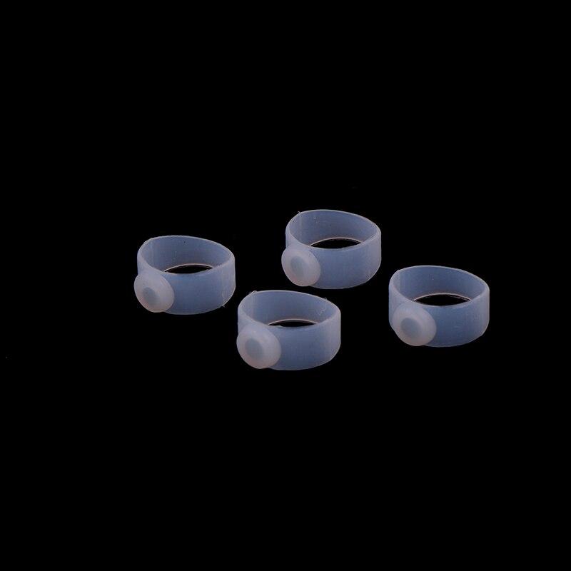 Radient 2 Teile/para Magnetische Kappe Ringe Therapie Abnehmen Produkte Schnelle Verlieren Gewicht Brennen Fett Reduzieren Fetten Körper Silikon Abnehmen Produkte Schlankheits-cremes Schönheit & Gesundheit