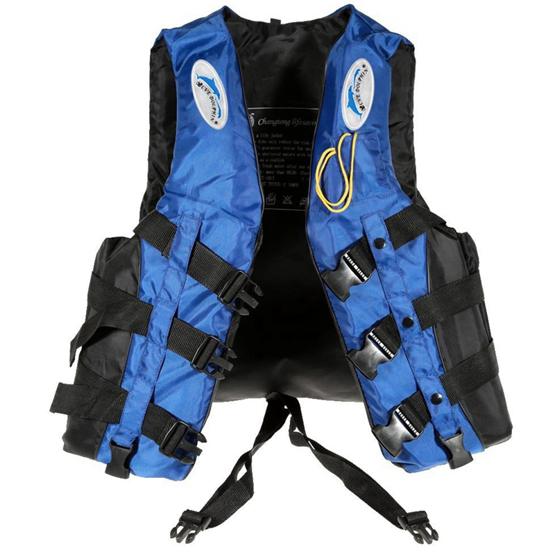 Life Jacket Vest,Adult Women Men Water Sports Swimming Boating Drifting Kayaking Boating Fishing Safet Y Jacket Vest Emergency